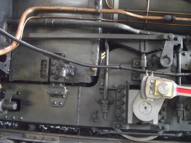 III C 719 Zahnraddampflokomotive (Schmalspur) Lokwe196
