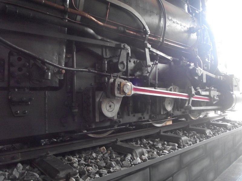 III C 719 Zahnraddampflokomotive (Schmalspur) Lokwe199