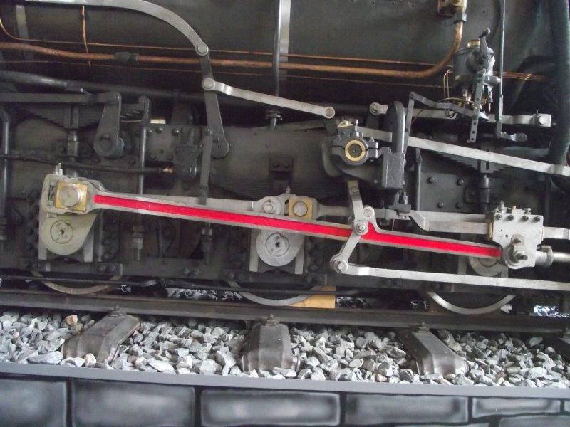 III C 719 Zahnraddampflokomotive (Schmalspur) Lokwe200