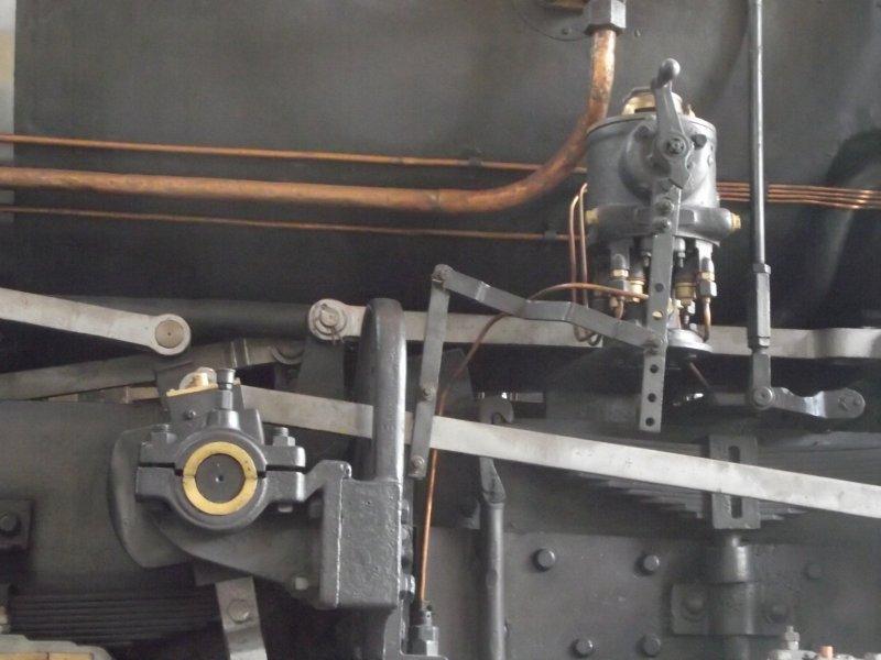 III C 719 Zahnraddampflokomotive (Schmalspur) Lokwe201