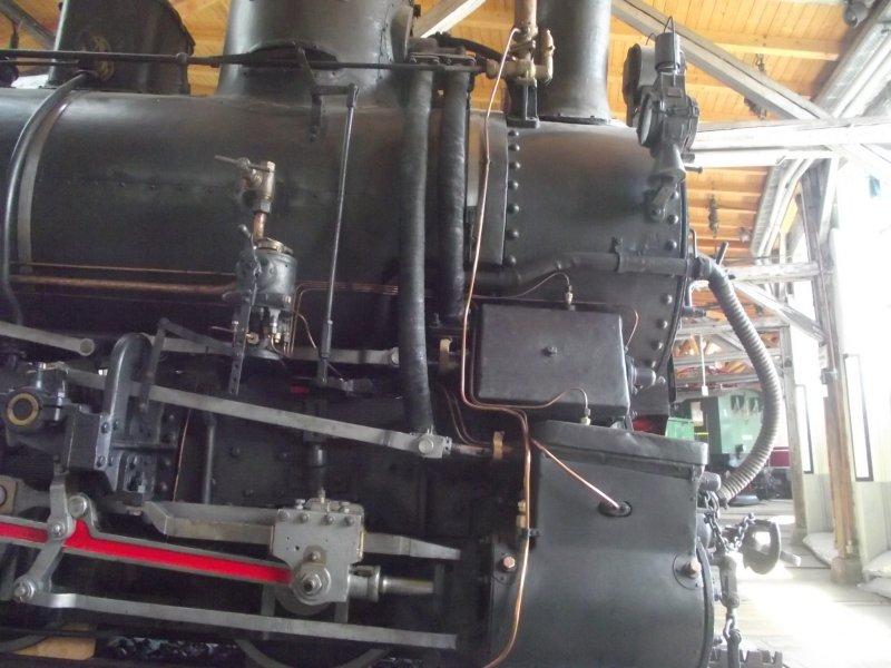 III C 719 Zahnraddampflokomotive (Schmalspur) Lokwe204