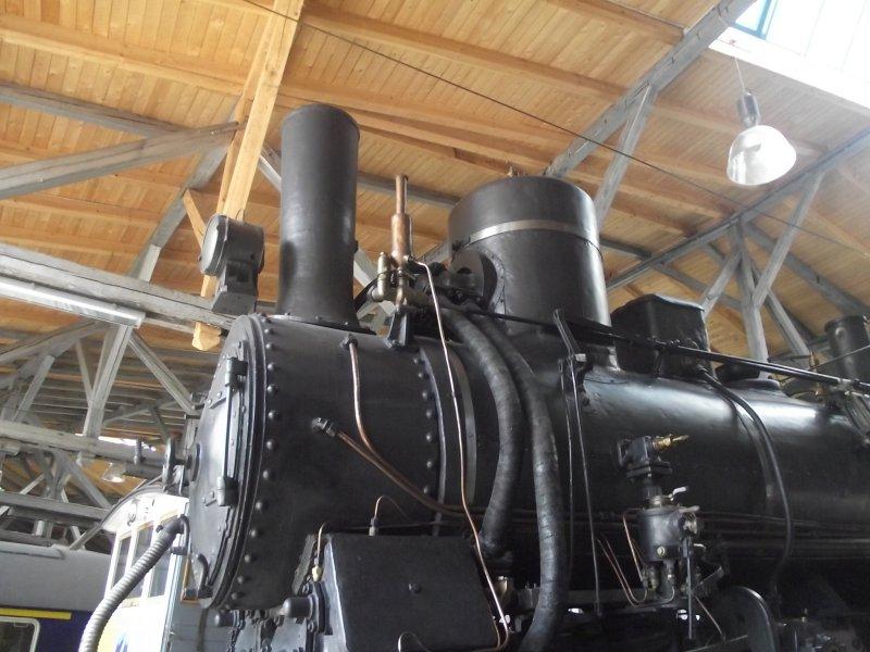 III C 719 Zahnraddampflokomotive (Schmalspur) Lokwe208