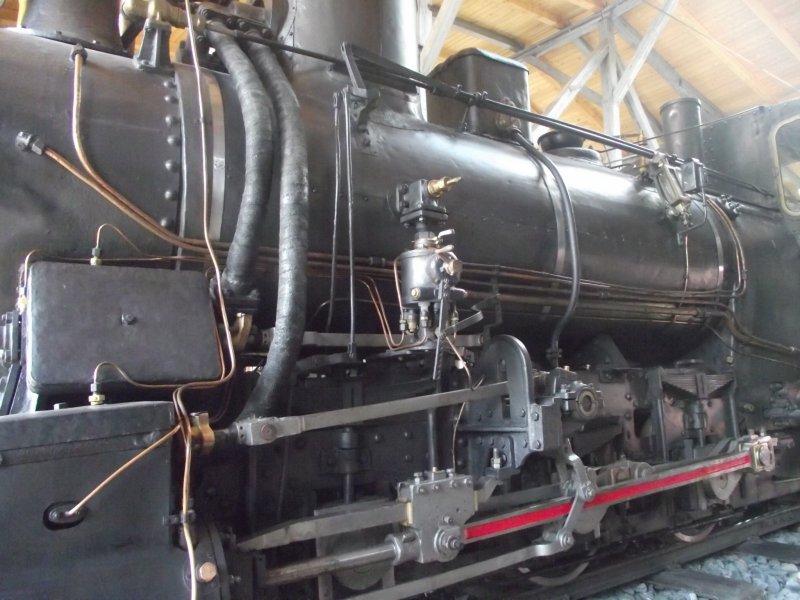 III C 719 Zahnraddampflokomotive (Schmalspur) Lokwe210