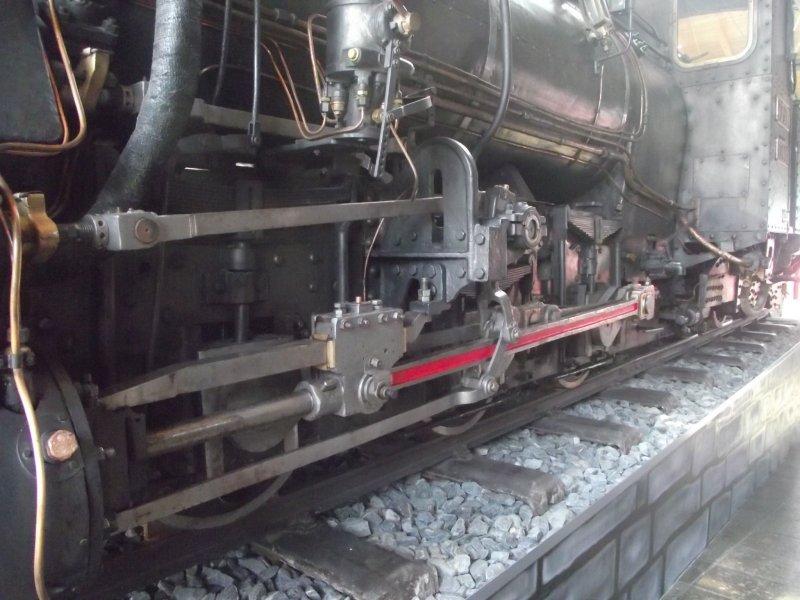 III C 719 Zahnraddampflokomotive (Schmalspur) Lokwe211