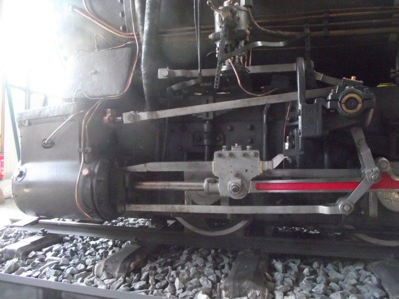III C 719 Zahnraddampflokomotive (Schmalspur) Lokwe212