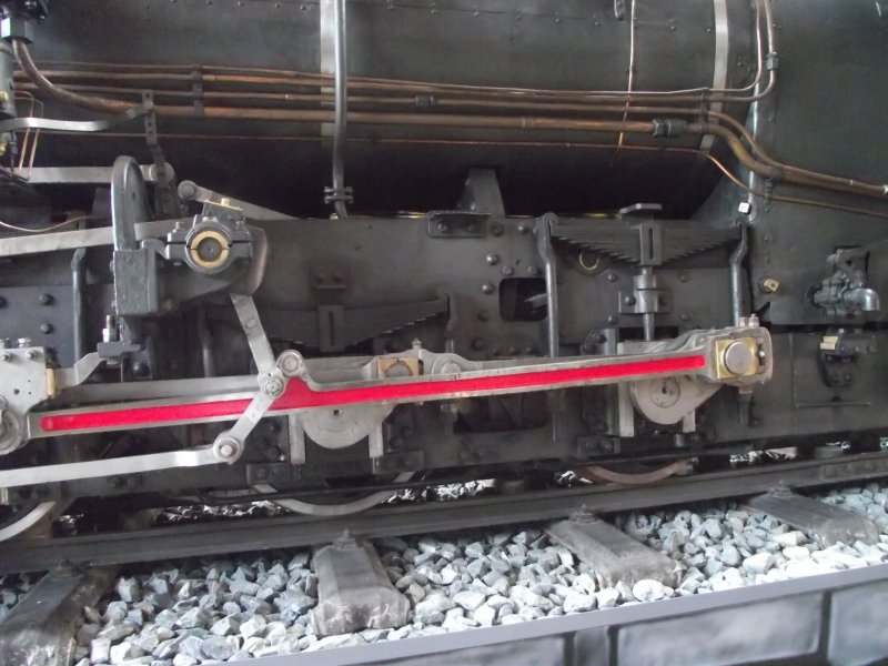 III C 719 Zahnraddampflokomotive (Schmalspur) Lokwe213