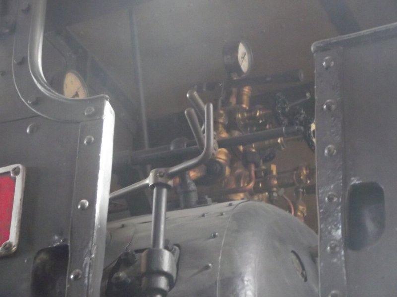 III C 719 Zahnraddampflokomotive (Schmalspur) Lokwe218