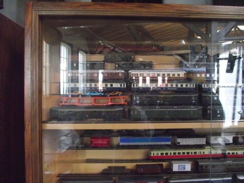 Anlagen, Modelle: Lokwelt Freilassing Lokwe223