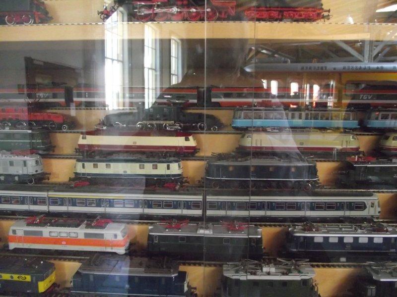 Anlagen, Modelle: Lokwelt Freilassing Lokwe227