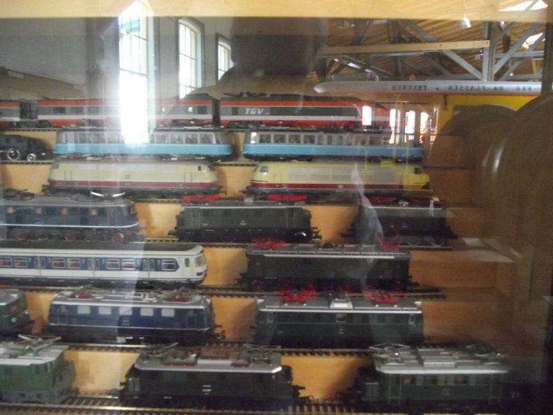 Anlagen, Modelle: Lokwelt Freilassing Lokwe228