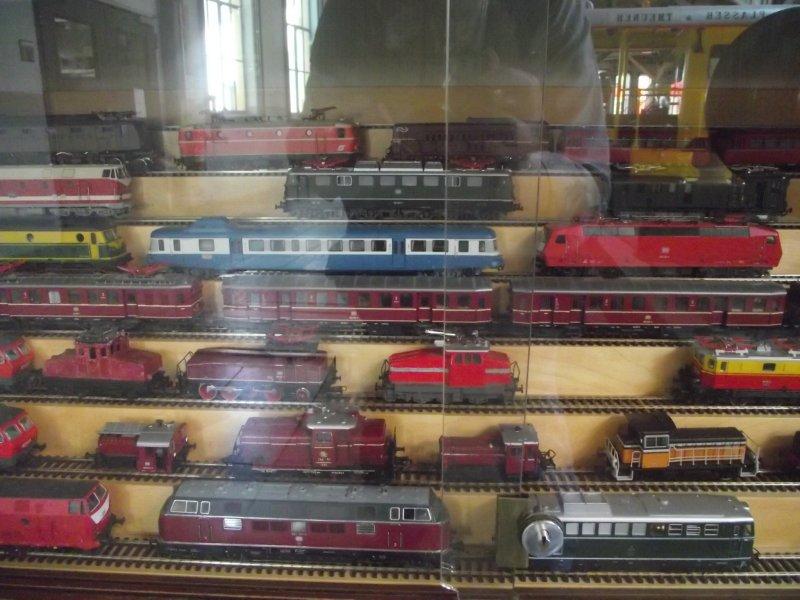 Anlagen, Modelle: Lokwelt Freilassing Lokwe230