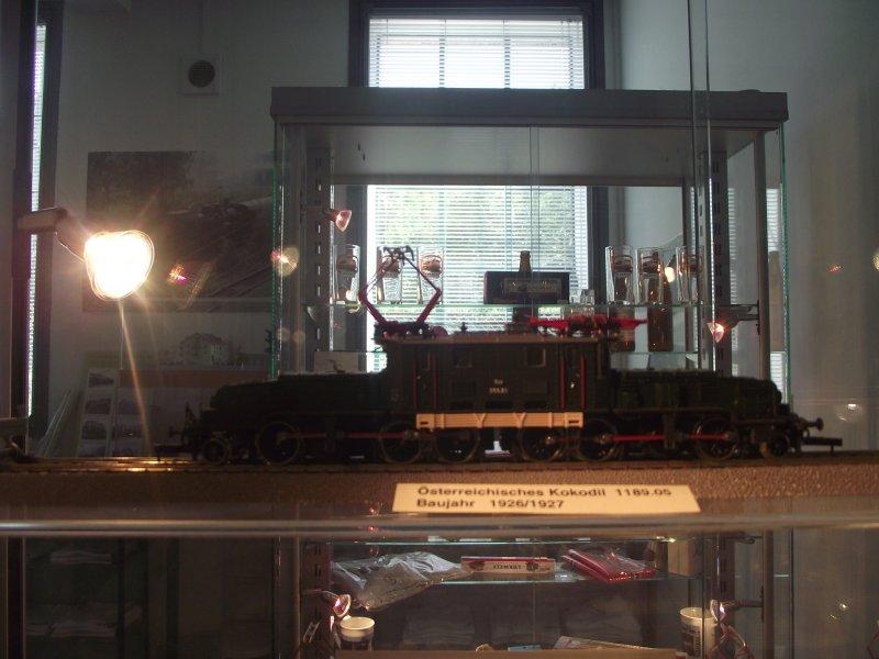 Anlagen, Modelle: Lokwelt Freilassing Lokwe232