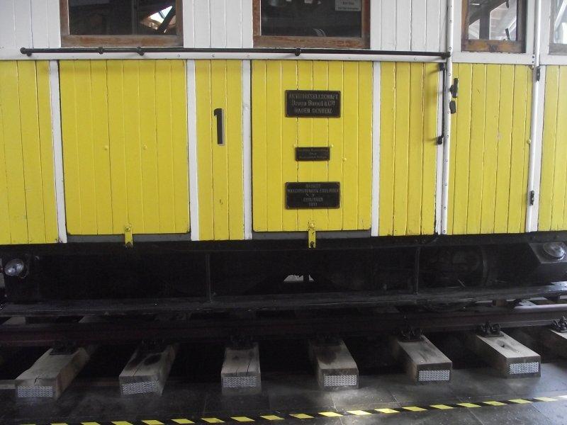 Wendelsteinbahn Lokwe339