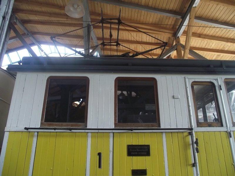 Wendelsteinbahn Lokwe340