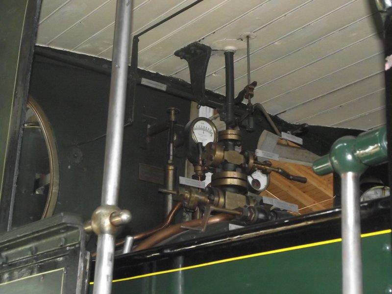 B IX Königliche Bayerische Staats Bahn Lokwe428