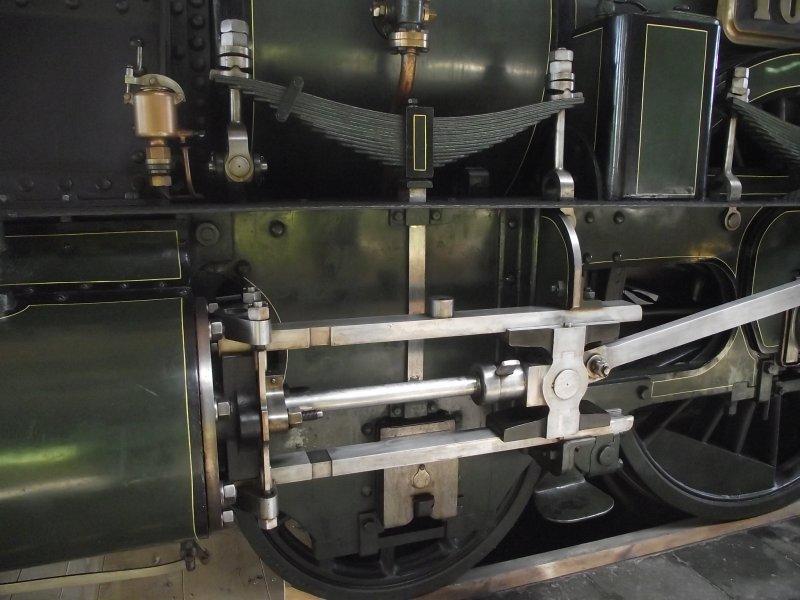 B IX Königliche Bayerische Staats Bahn Lokwe432