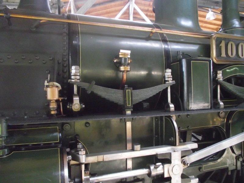 B IX Königliche Bayerische Staats Bahn Lokwe433