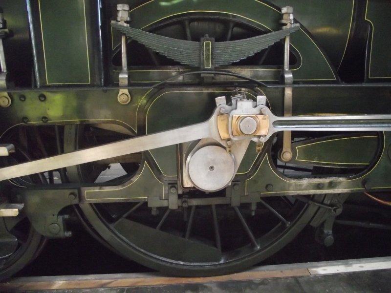 B IX Königliche Bayerische Staats Bahn Lokwe434