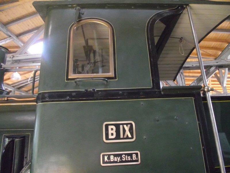 B IX Königliche Bayerische Staats Bahn Lokwe437