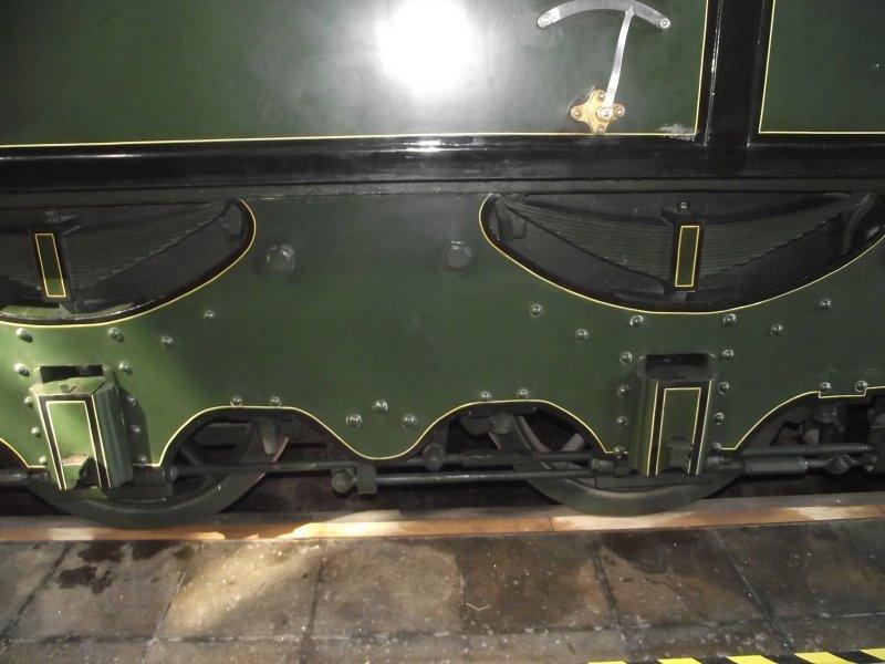 B IX Königliche Bayerische Staats Bahn Lokwe439