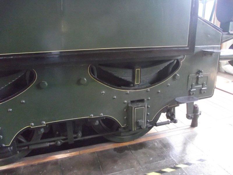 B IX Königliche Bayerische Staats Bahn Lokwe441