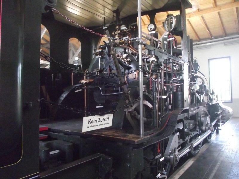 B IX Königliche Bayerische Staats Bahn Lokwe446