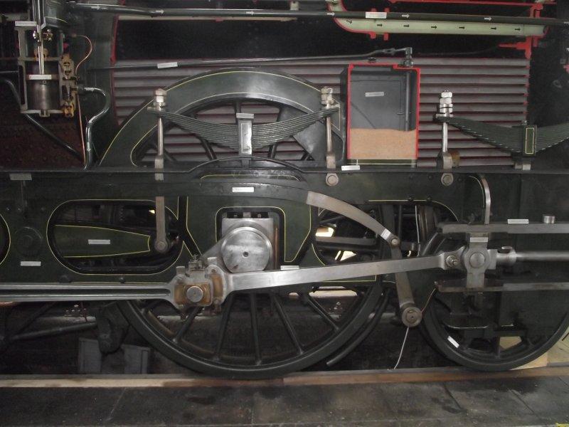 B IX Königliche Bayerische Staats Bahn Lokwe451