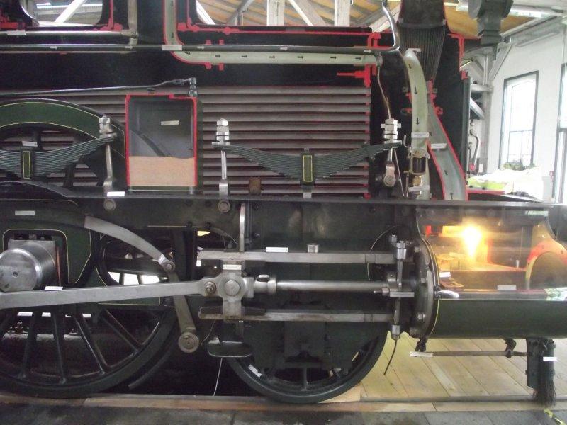 B IX Königliche Bayerische Staats Bahn Lokwe453