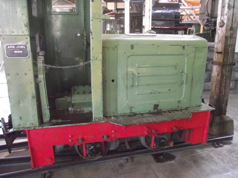 Kleine Lokomotiven Lokwe461