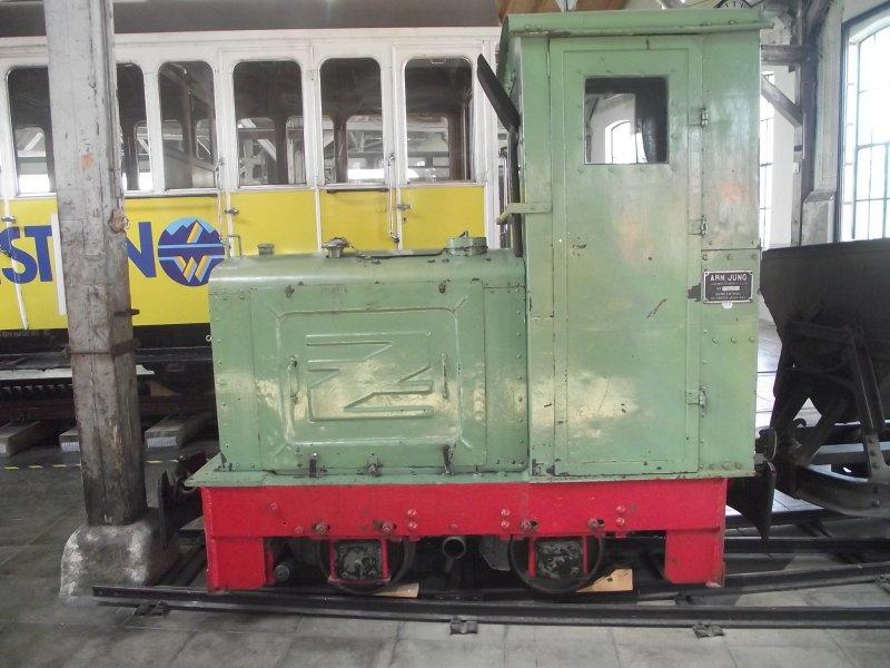 Kleine Lokomotiven Lokwe468