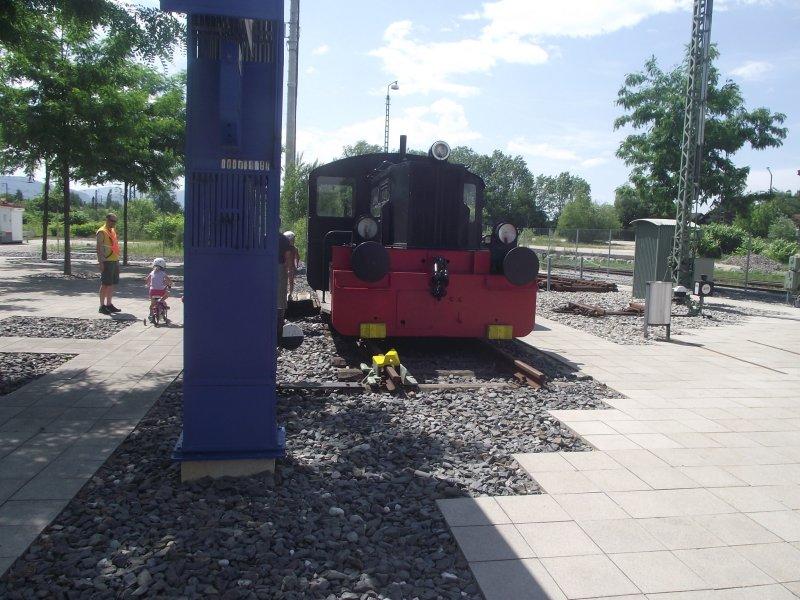 Kleine Lokomotiven Lokwe469