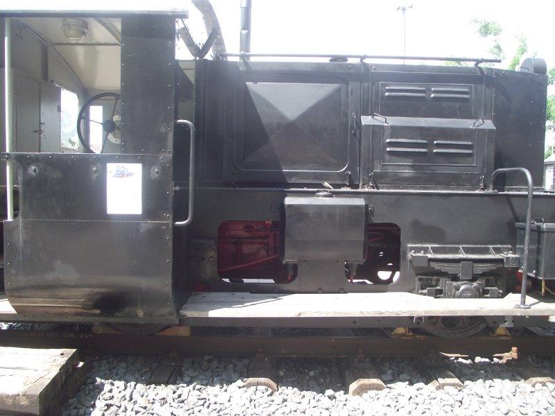 Kleine Lokomotiven Lokwe470