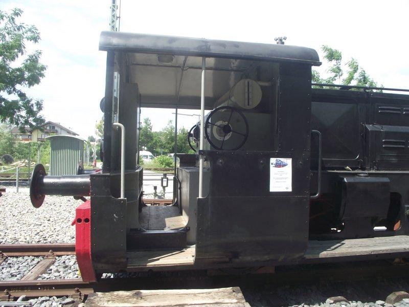 Kleine Lokomotiven Lokwe471