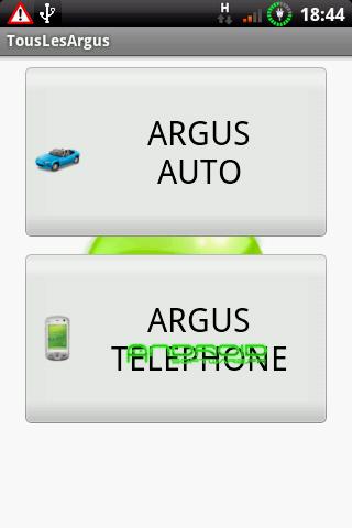 [SOFT} TOUS LES ARGUS : Argus auto et téléphones mobiles [Gratuit]  Argus10