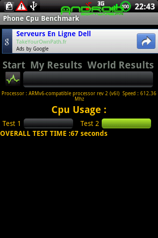 [SOFT] PHONE CPU BENCHMARK : Mesurer les performances [Gratuit]  Phone_10