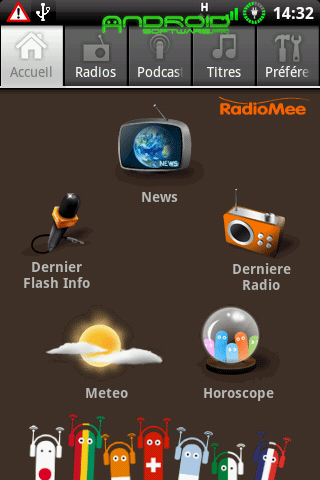 [SOFT] RADIOMEE : Ecouter la radio et des podcasts [Gratuit]  Radiom10