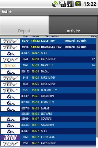 [SOFT] TRABLIC : Horaires de transport de Bordeaux [Gratuit/Payant] Trabli10