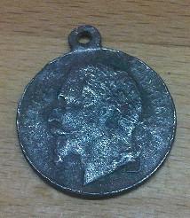 medaille Napoleon Medail10