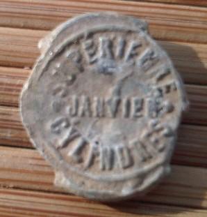 Plomb pour la Farine CASTIEN / 1903 / ARQUES P. de C. Plomb_11