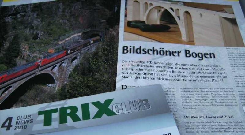 Untere Meienreuss-Brücke in 1:87 Bild5720