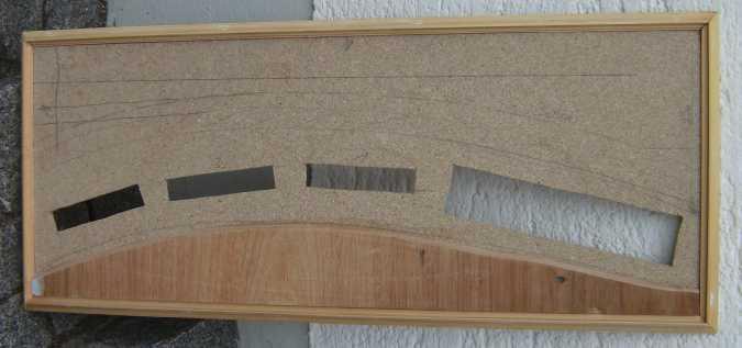 """Diorama """"Main-Kettenschlepper"""" von MB-Modellbau, 1:250 Bild5924"""