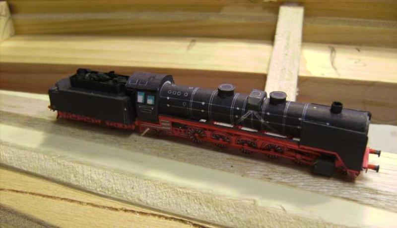 """Diorama """"Main-Kettenschlepper"""" von MB-Modellbau, 1:250 Bild5928"""