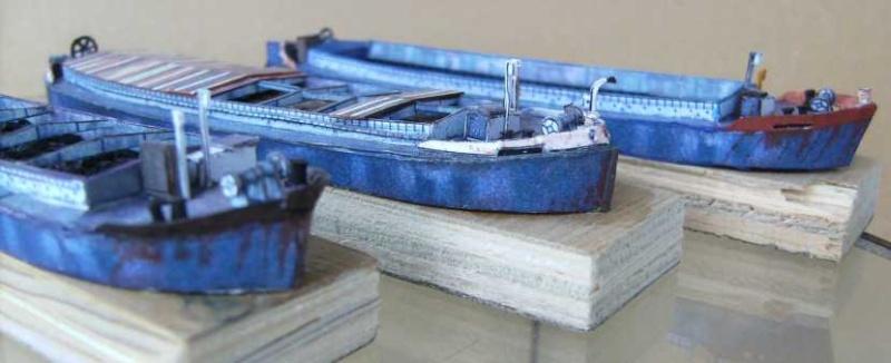 """Diorama """"Main-Kettenschlepper"""" von MB-Modellbau, 1:250 Bild5933"""