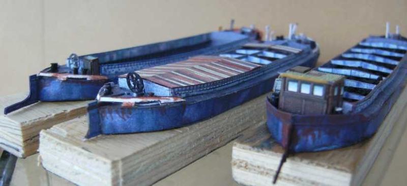 """Diorama """"Main-Kettenschlepper"""" von MB-Modellbau, 1:250 Bild5934"""