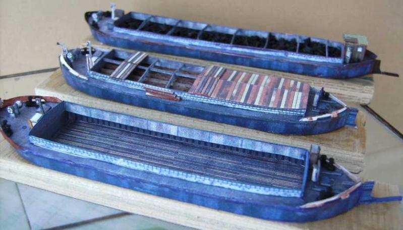 """Diorama """"Main-Kettenschlepper"""" von MB-Modellbau, 1:250 Bild5935"""