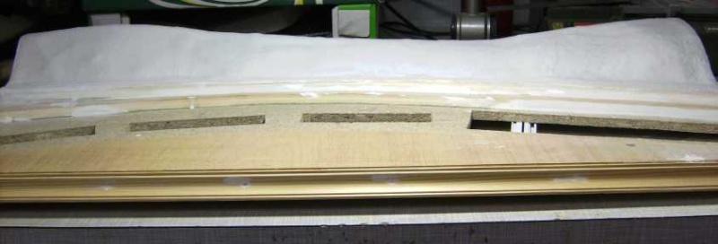 """Diorama """"Main-Kettenschlepper"""" von MB-Modellbau, 1:250 Bild5937"""
