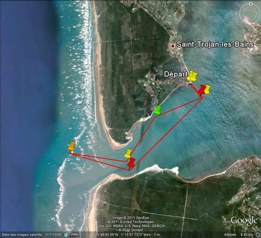 OLERON OCEAN CLASSIC Parcou10