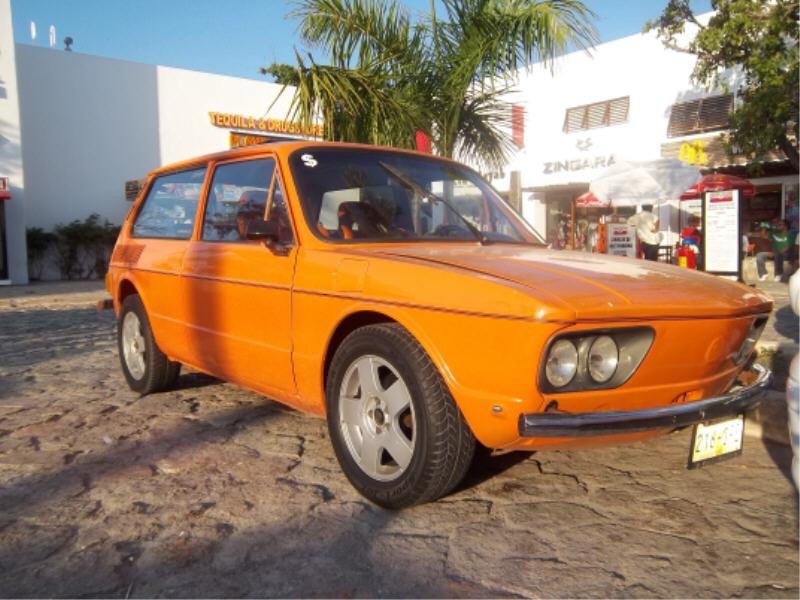 VW au Mexique... Cm810