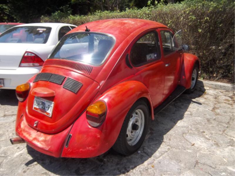 VW au Mexique... Cx110
