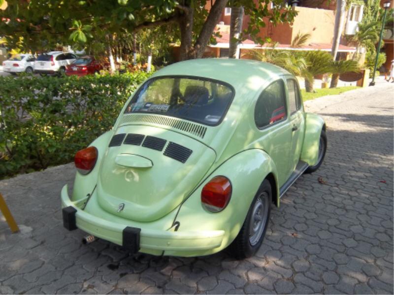VW au Mexique... Cx310